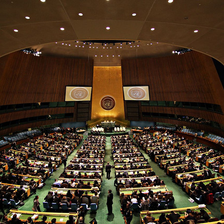 Romania: A Commitment to Multilateralism. 65 Years of UN Membership