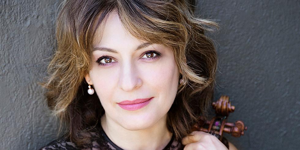 Irina Muresanu Rediscovers Ragtime for the Enescu Soirees Online