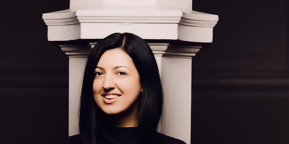 Piano Sensation Alexandra Dariescu Performs for the Romanian Centenary in New York City