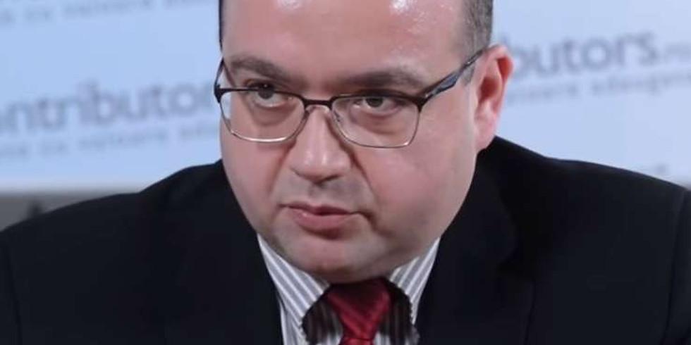 Valentin Naumescu on Tectonic Trends in World Politics at the Feraru Conferences