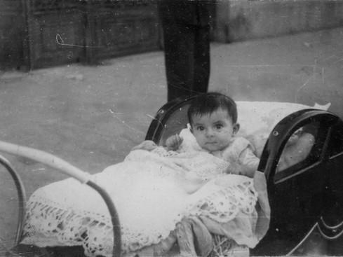 The Portrait of a Holocaust Survivor: Adolfina Regenbogen