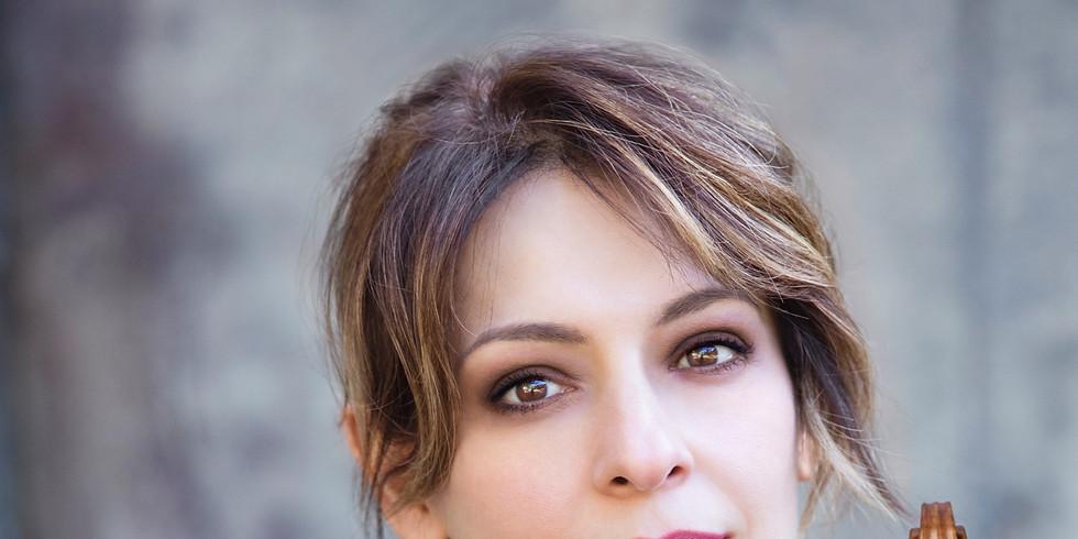 "Award-winning Violinist Irina Muresanu Opens Our New ""Enescu Soirees"" Program"