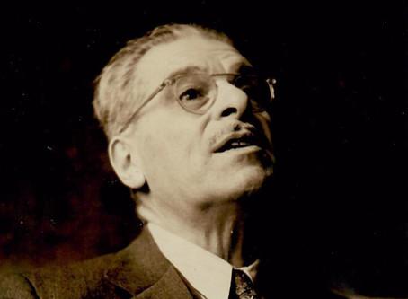 Leon Feraru: The Invention of Romanian Cultural Diplomacy in the U.S.