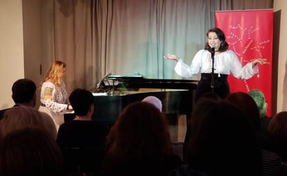 """The Lyric Piano"" at RCINY"