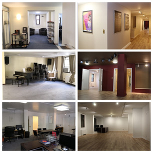 RCI New York 2020: A Colorful Renewal / Before & After