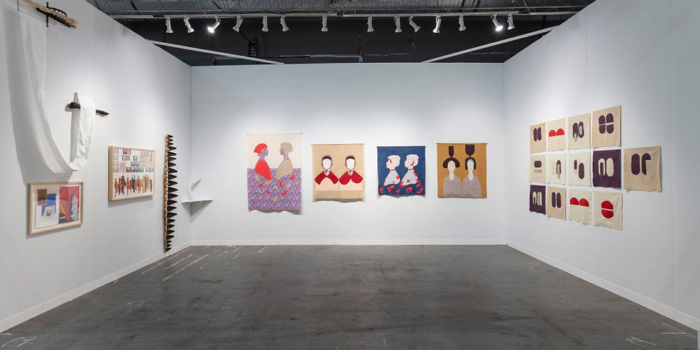 Ivan Gallery at the Armory Show