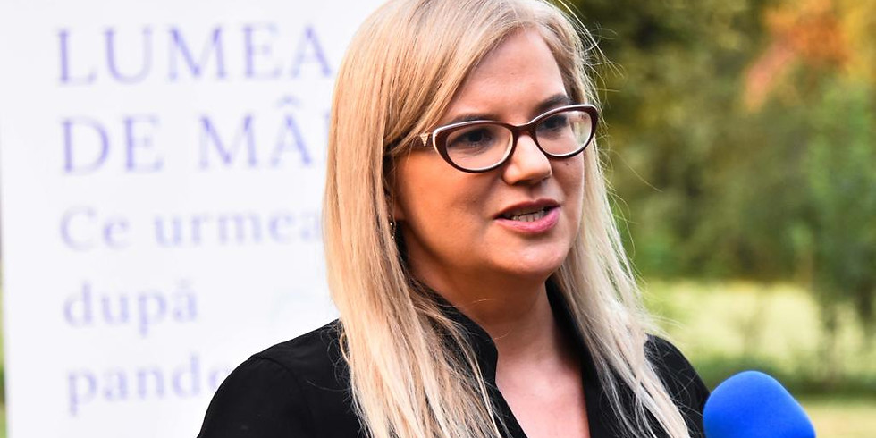 Alina Bârgăoanu on Disinformation, Fake News and the Dark Side of Communication
