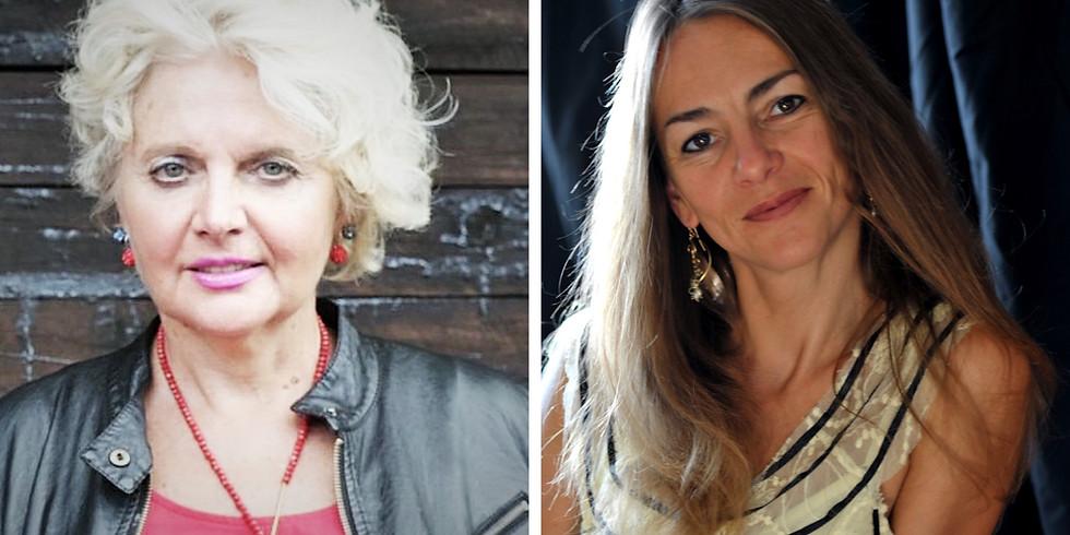 Mihaela Moscaliuc and Domnica Rădulescu / Romanian Women Voices in North America