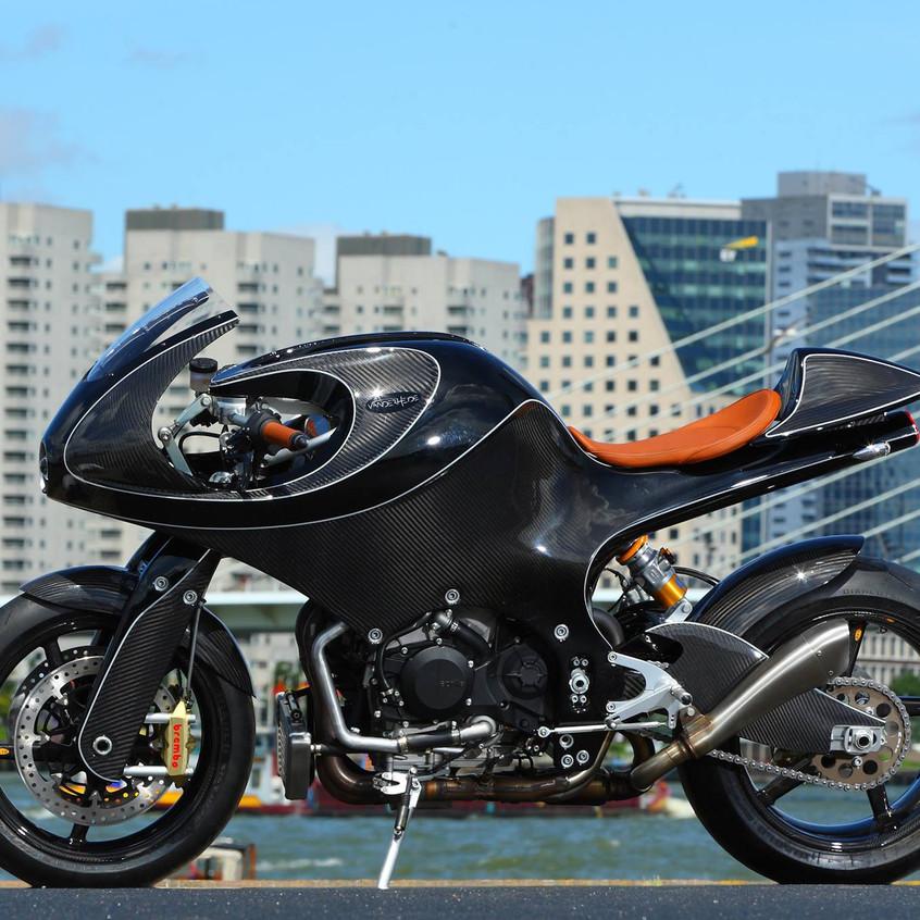 VanderHeide motorcycle side