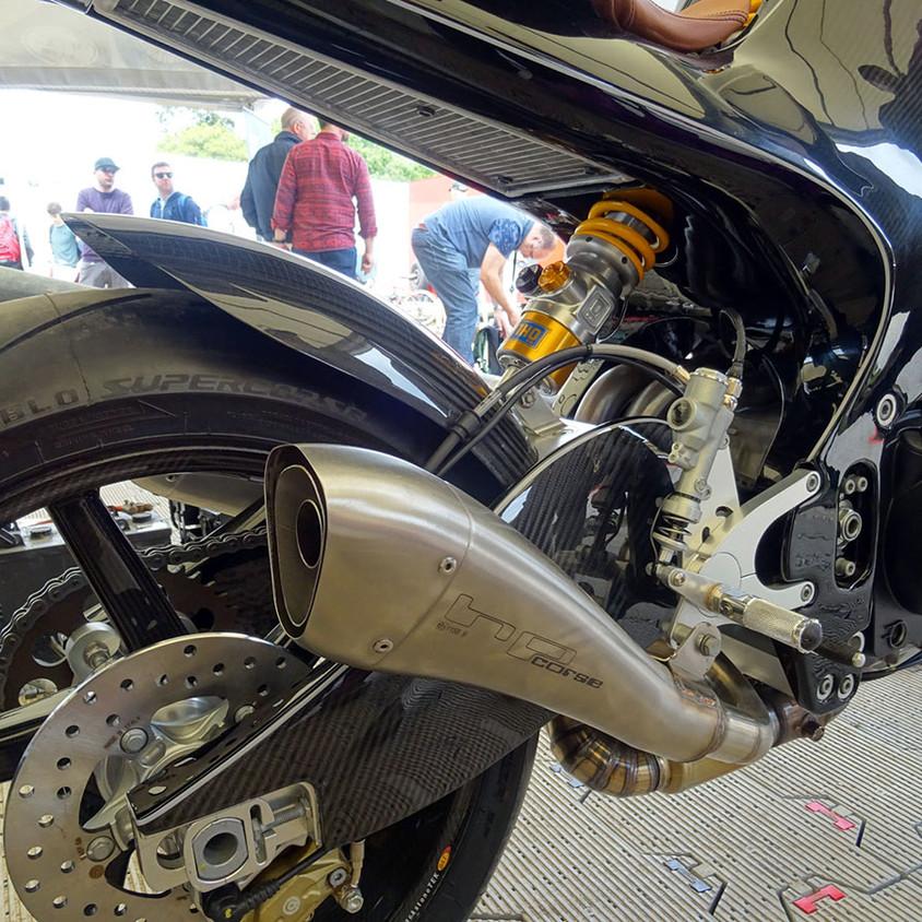VanderHeide Motorcycle detail