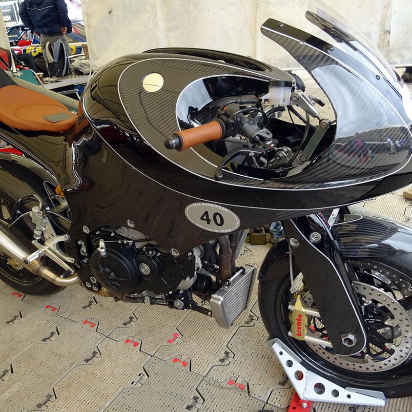 VanderHeide Motorcycle @ Goodwood