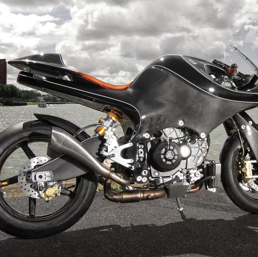 VanderHeide motorcycle Rotterdam