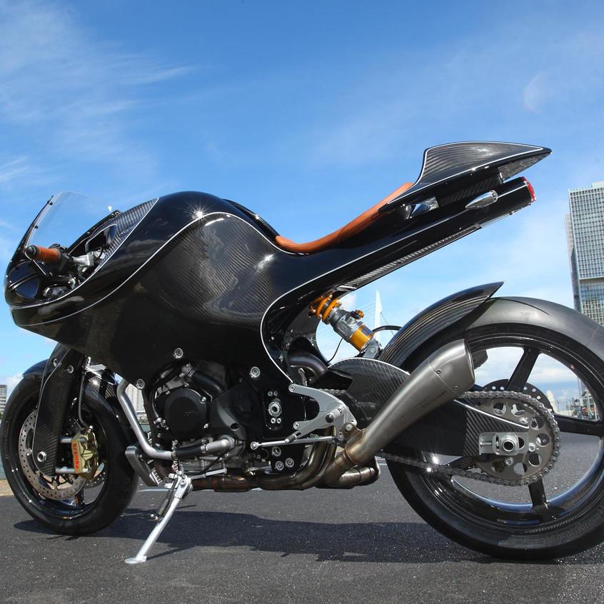 VanderHeide motorcycle rear-side