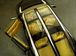 Spyker D12 Peking to Paris