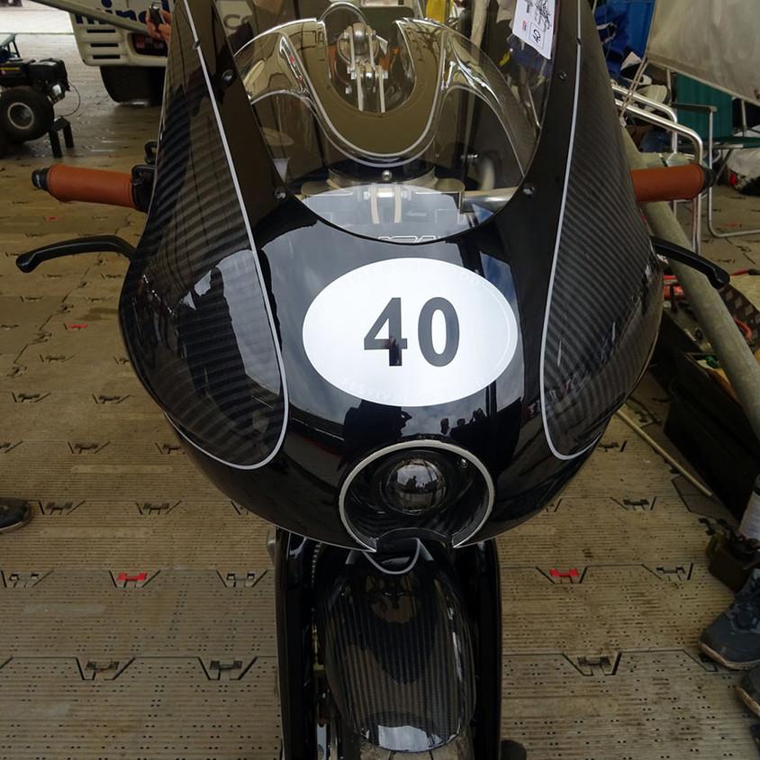 VanderHeide Motorcycle front