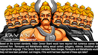 """Would """"Ramayana"""" and """"Mahabharata"""" have passed the current standards of the Indi"""