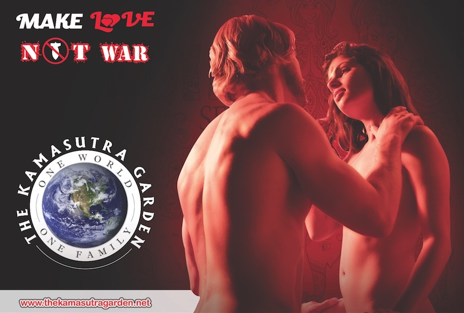 Make Love Not War Kamasutra