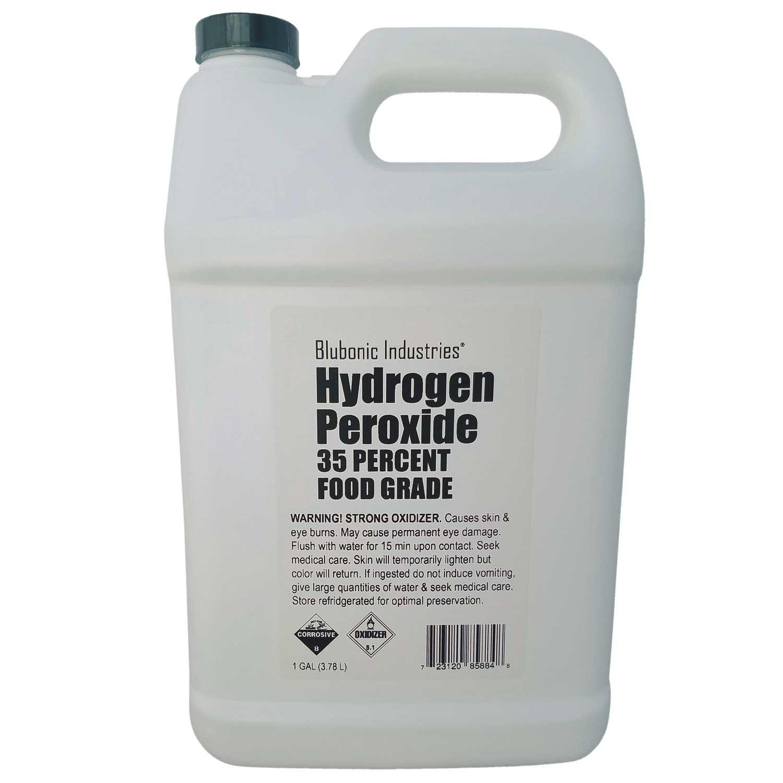 35% Food Grade Hydrogen Peroxide