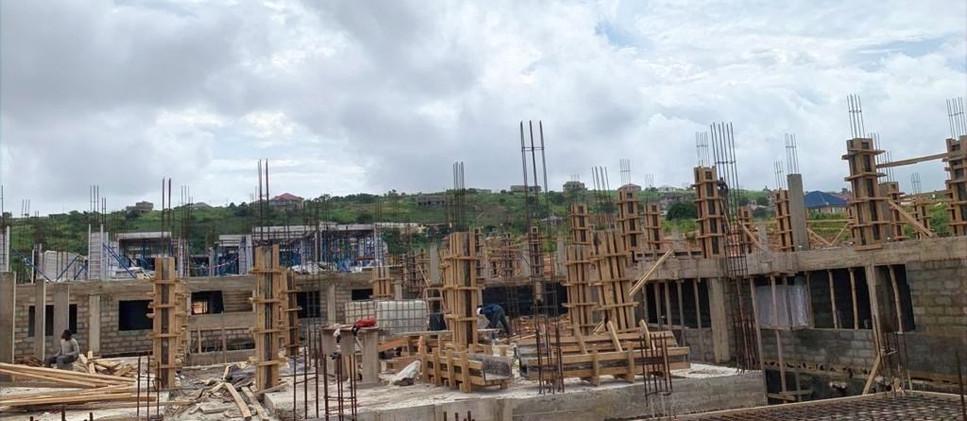 Affordable Luxury Housing Ghana