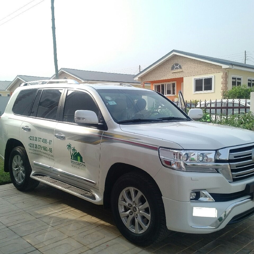 RPL Vehicle at Rehoboth Courts