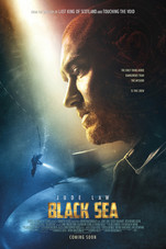 Black Sea Movie Poster (UK)