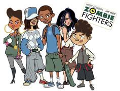 High School Hip Hop Zombie Fighters