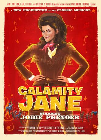 Calamity Jane Key Art