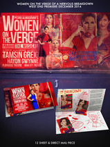 Women On The Verge Print Materials