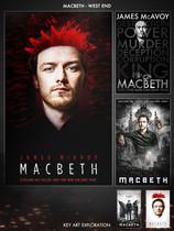 Macbeth Key Art Exploration