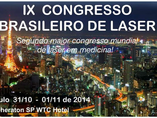 Congresso Brasileiro de Laser em Medicina e Cirurgia