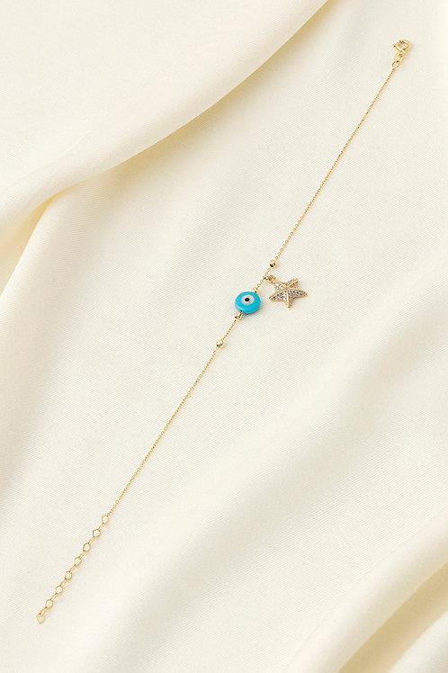 Özel Tasarım HalHal - Starfish