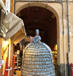 Spettacolo itinerante Madame Operà