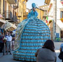 Street theatre entertainment