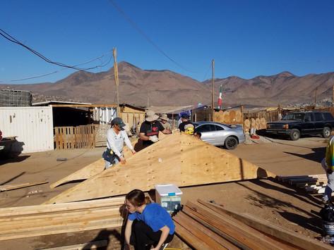 10-27-2018 - Mexico House Build