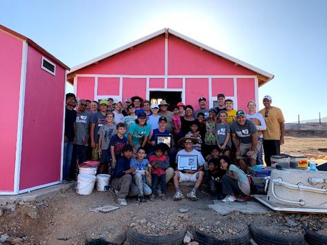 Virtual Mexico House Build, April 24, 2021: