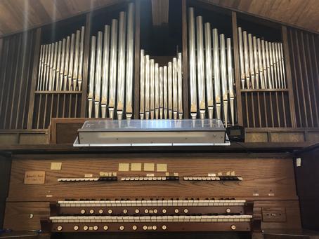 The Bond Pipe Organ