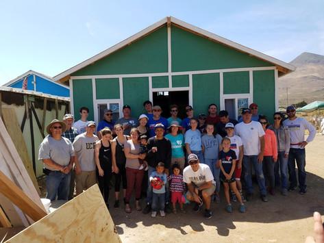 Virtual Mexico House Build, October 24, 2020: