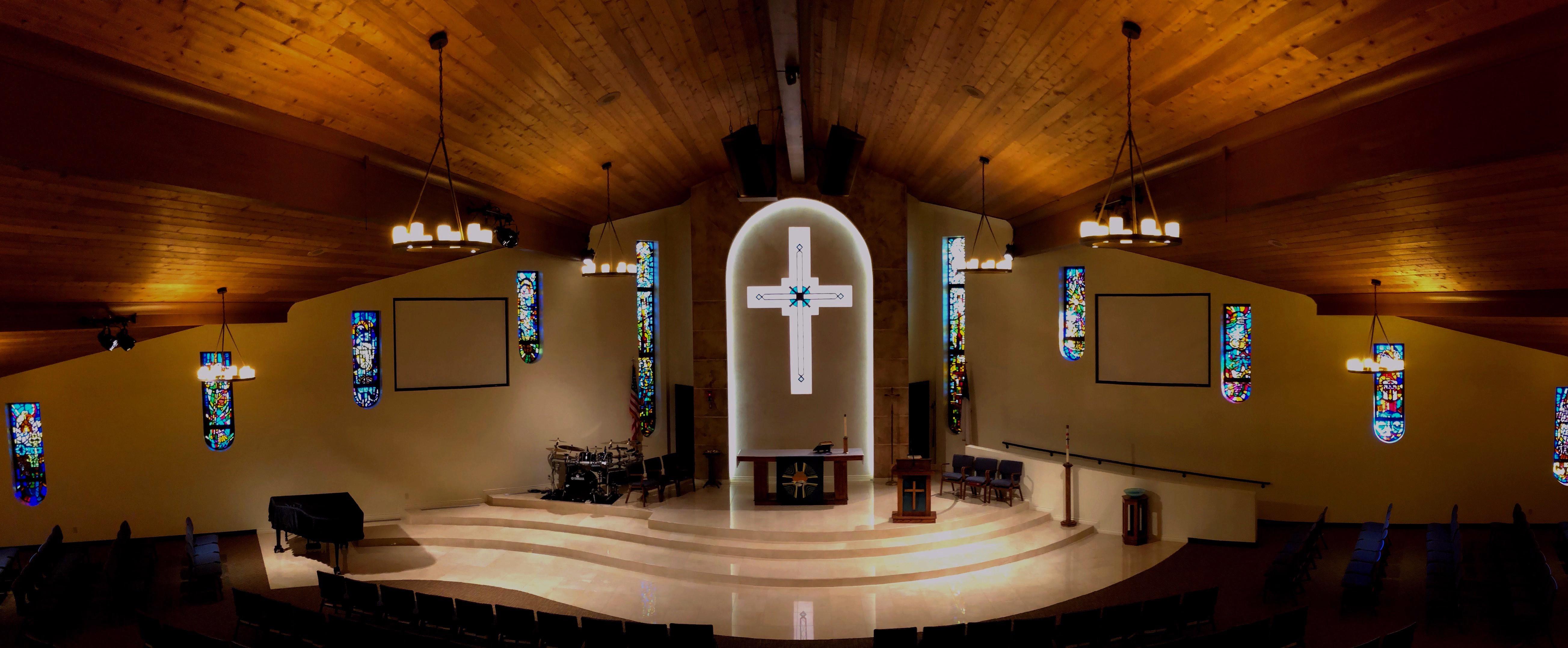 Worship Service - Sanctuary