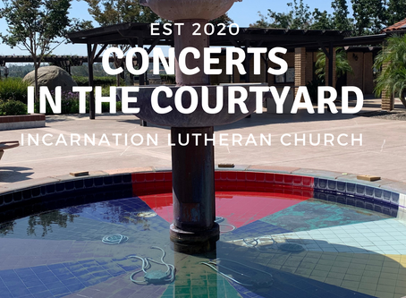 Wednesday Concerts in the Courtyard