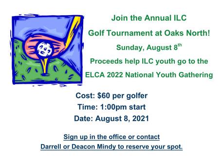Annual ILC Golf Tournament