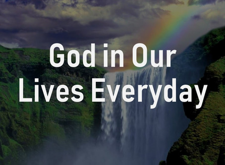 God in Our Lives Everyday