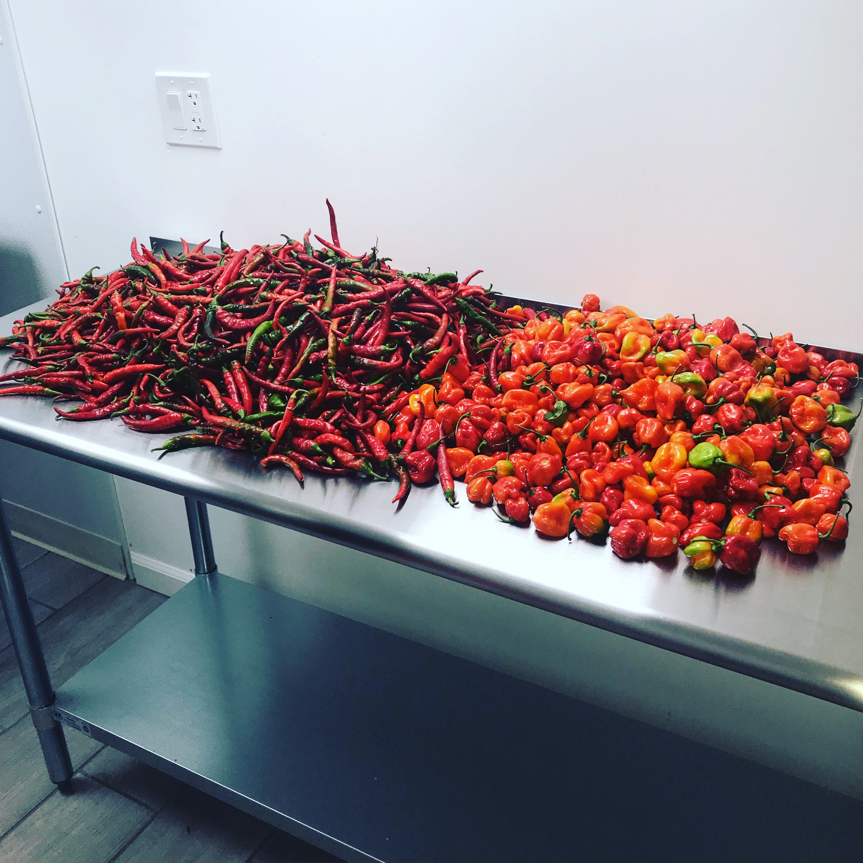 Cayenne's and Habanero's
