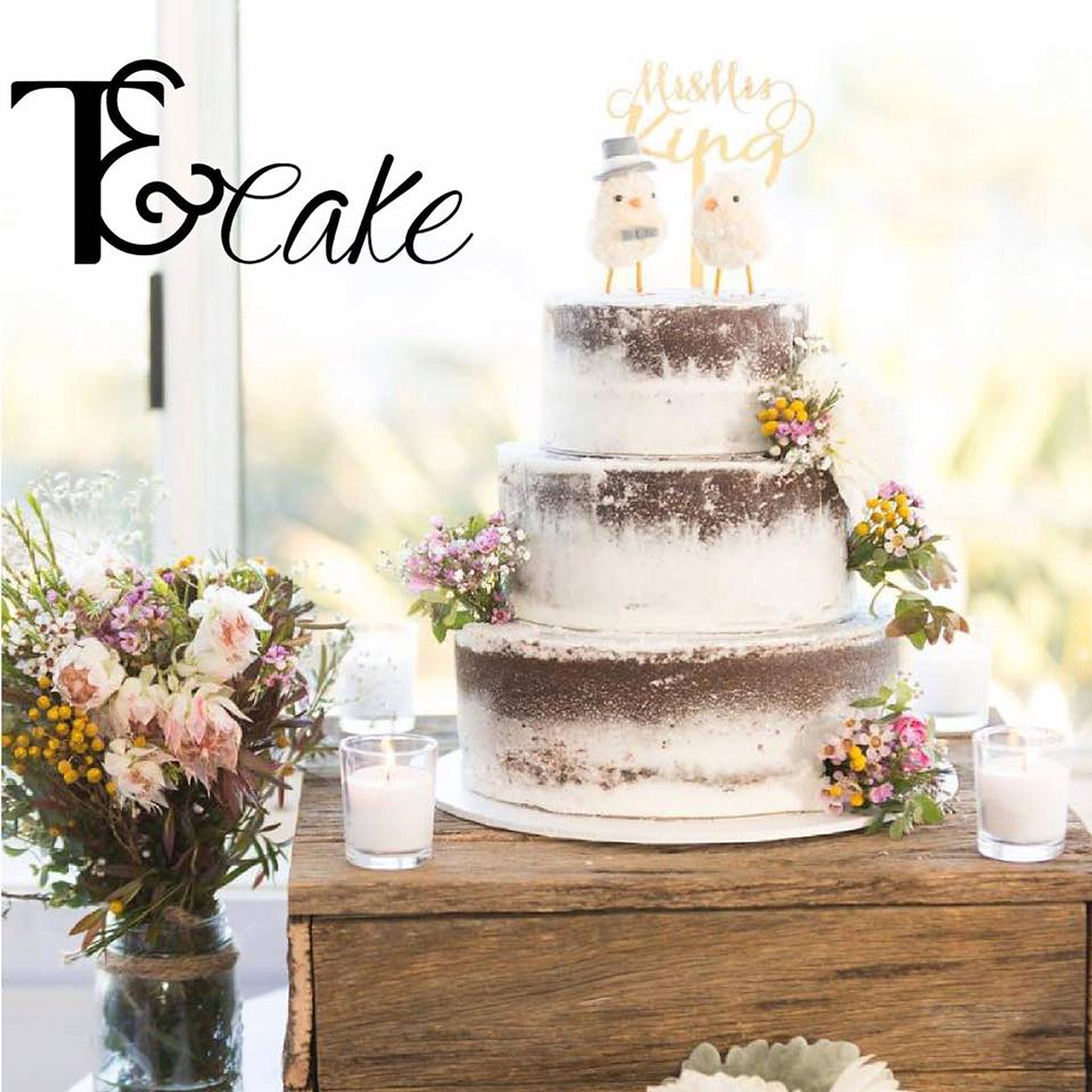 Custom Cakes, Parties & Classes | Wollongong | T&Cake