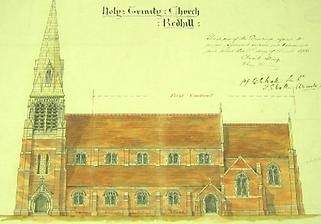 Holy Trinity Original Plans