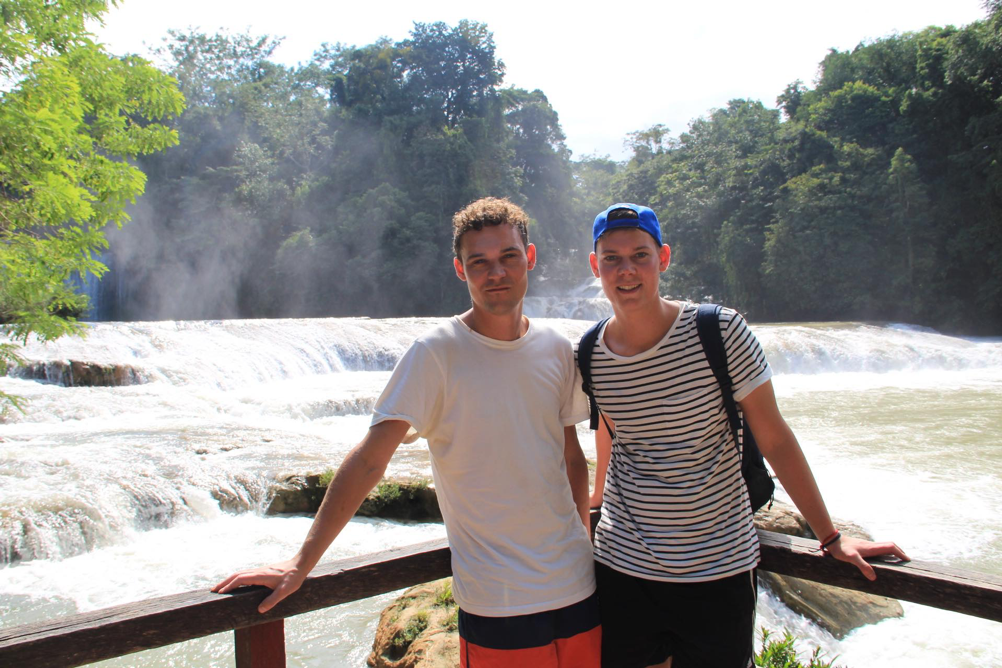 Brormand Simon og jeg