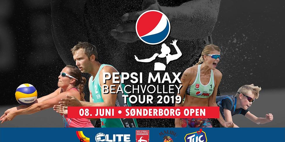 Sønderborg Open - Pepsi Max Beach Volley Tour