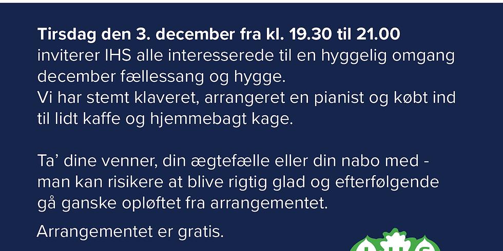 Højskoleaften på Idrætshøjskolen Sønderborg