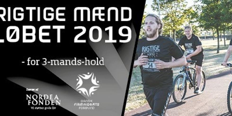Rigtige mænd løbet 2019