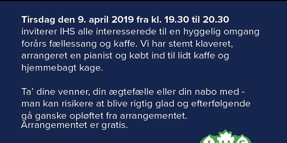 Højskoleaften på Idrætshøjskolen Sønderborg 🎶 🍃