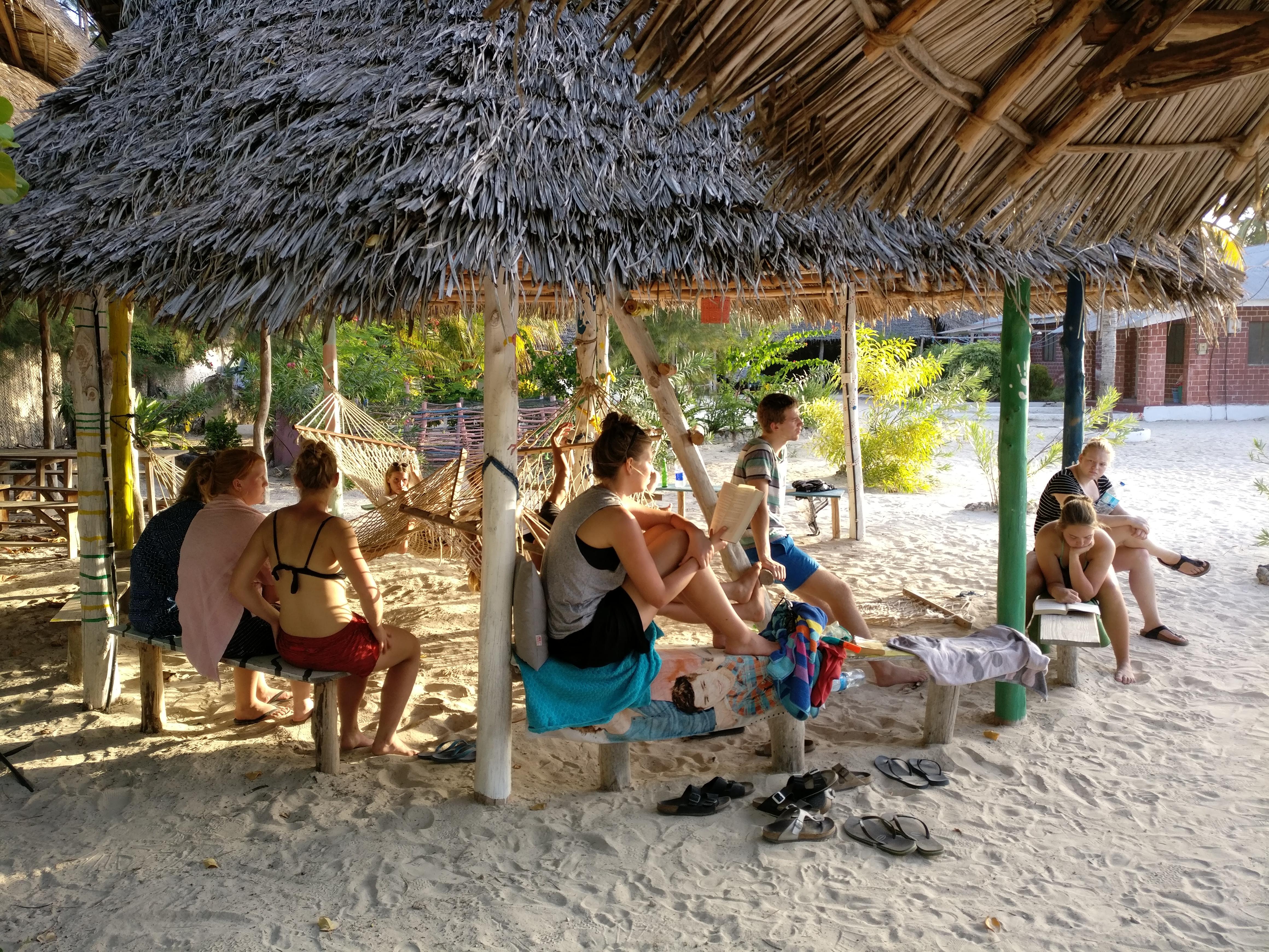 """""""pole pole"""" vibes på Zanzibar"""